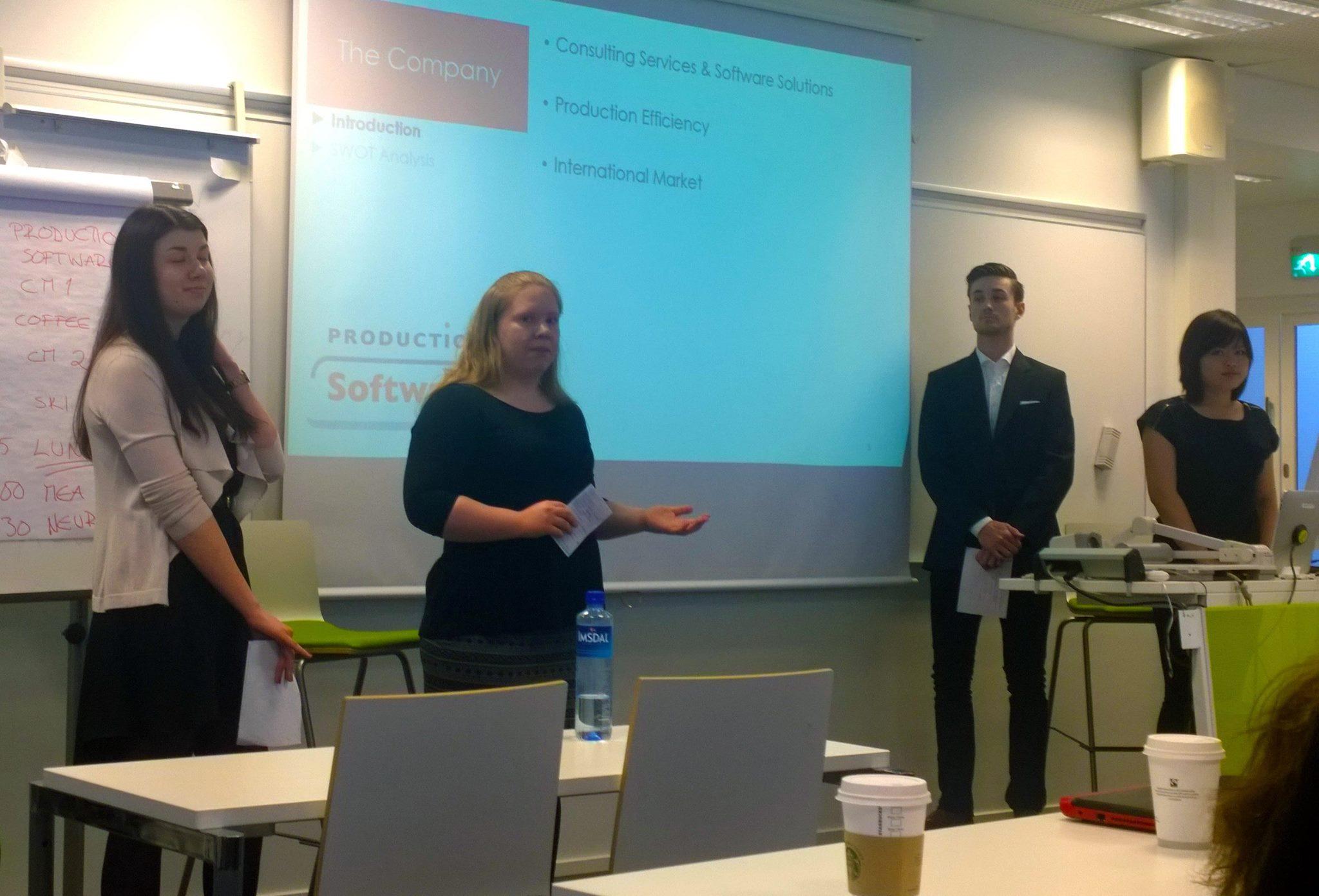 Karolin Kondrat, Francisca Johnsen, Eiður Aron Arnarson, Gia Khanh